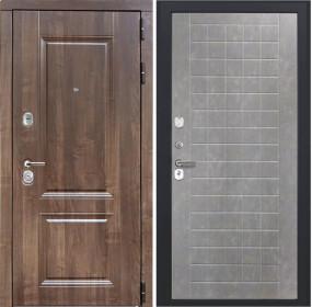 Дверь Luxor 22 ФЛ 256 бетон пепельный пвх