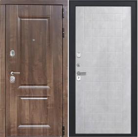 Дверь Luxor 22 ФЛ 256 бетон снежный пвх