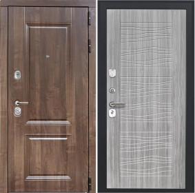 Дверь Luxor 22 ФЛ 259 дуб с пилением пвх