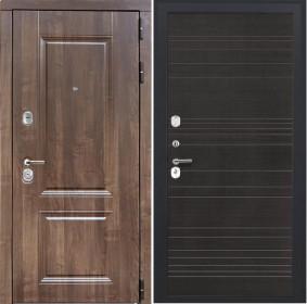Дверь Luxor 22 ФЛ 643 венге поперечный пвх