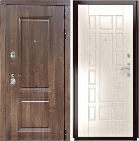 Дверь Luxor 22 ФЛ 244 беленый дуб пвх