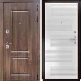 Дверь Luxor 22 ФЛ 185 ясень белый пвх