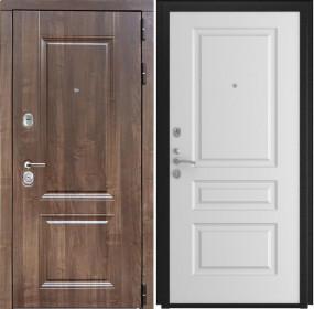 Дверь Luxor 22 L 2 белая эмаль