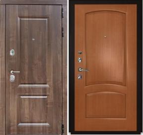 Дверь Luxor 22 Лаура темный анегри шпон