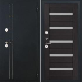 Дверь Luxor 37 СБ 1 венге экошпон