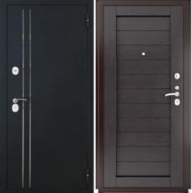Дверь Luxor 37 Лу 21 венге экошпон