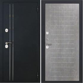 Дверь Luxor 37 ФЛ 256 бетон пепельный пвх