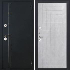 Дверь Luxor 37 ФЛ 256 бетон снежный пвх