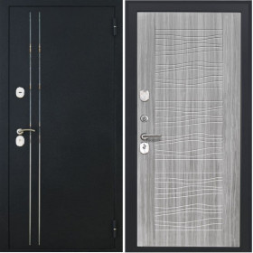 Дверь Luxor 37 ФЛ 259 дуб с пилением пвх