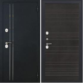 Дверь Luxor 37 ФЛ 643 венге поперечный пвх