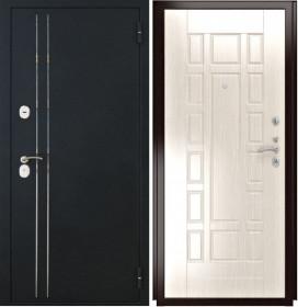 Дверь Luxor 37 ФЛ 244 беленый дуб пвх