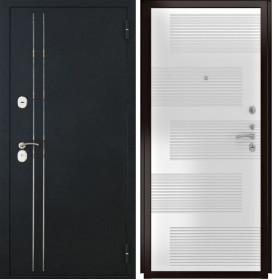 Дверь Luxor 37 ФЛ 185 ясень белый пвх