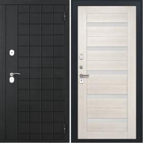 Дверь Luxor 36 СБ 1 беленый дуб экошпон