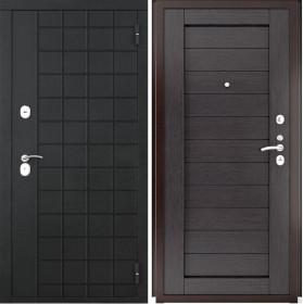 Дверь Luxor 36 Лу 21 венге экошпон