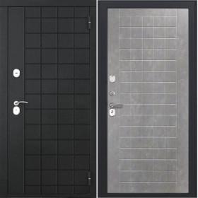 Дверь Luxor 36 ФЛ 256 бетон пепельный пвх