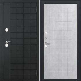 Дверь Luxor 36 ФЛ 256 бетон снежный пвх