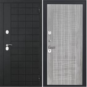 Дверь Luxor 36 ФЛ 259 дуб с пилением пвх