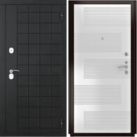 Дверь Luxor 36 ФЛ 185 ясень белый пвх