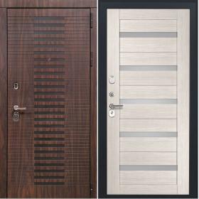 Дверь Luxor 33 СБ 1 капучино экошпон