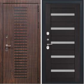 Дверь Luxor 33 СБ 1 венге экошпон