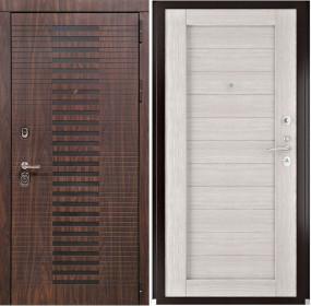 Дверь Luxor 33 Лу 21 капучино экошпон