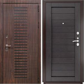 Дверь Luxor 33 Лу 21 венге экошпон