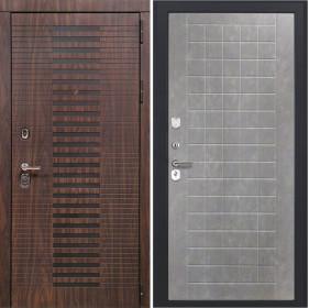 Дверь Luxor 33 ФЛ 256 бетон пепельный пвх