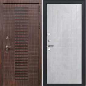 Дверь Luxor 33 ФЛ 256 бетон снежный пвх