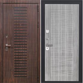 Дверь Luxor 33 ФЛ 259 дуб с пилением пвх