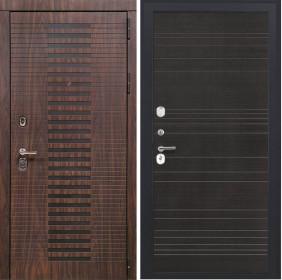 Дверь Luxor 33 ФЛ 643 венге поперечный пвх