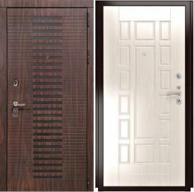 Дверь Luxor 33 ФЛ 244 беленый дуб пвх