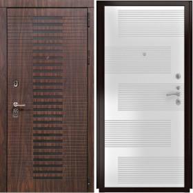 Дверь Luxor 33 ФЛ 185 ясень белый пвх