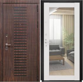 Дверь Luxor 33 СБ 10 сосна прованс зеркало