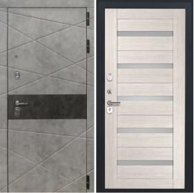 Дверь Luxor 31 СБ 1 капучино экошпон