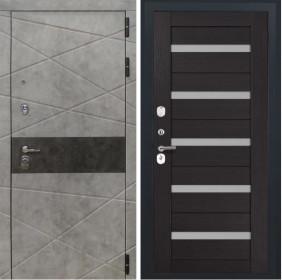Дверь Luxor 31 СБ 1 венге экошпон