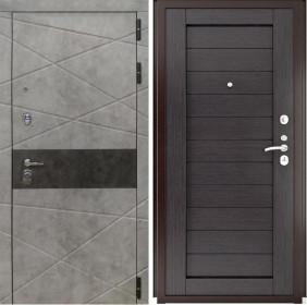 Дверь Luxor 31 Лу 21 венге экошпон