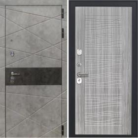 Дверь Luxor 31 ФЛ 259 дуб с пилением пвх