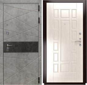 Дверь Luxor 31 ФЛ 244 беленый дуб пвх