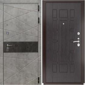 Дверь Luxor 31 ФЛ 244 венге пвх
