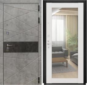 Дверь Luxor 31 СБ 10 сосна прованс зеркало