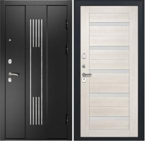 Дверь Luxor 28 СБ 1 беленый дуб экошпон