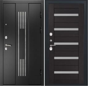 Дверь Luxor 28 СБ 1 венге экошпон