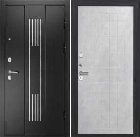 Дверь Luxor 28 ФЛ 256 бетон снежный пвх
