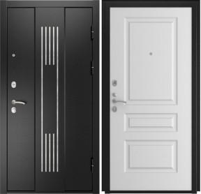 Дверь Luxor 28 L 2 белая эмаль
