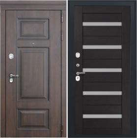Дверь Luxor 21 СБ 1 венге экошпон