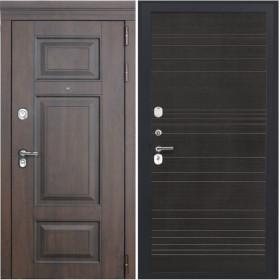 Дверь Luxor 21 ФЛ 643 венге поперечный пвх