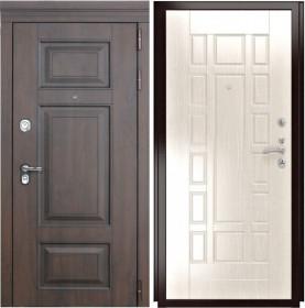 Дверь Luxor 21 ФЛ 244 беленый дуб пвх
