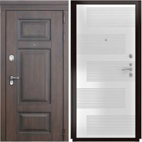 Дверь Luxor 21 ФЛ 185 ясень белый пвх