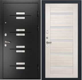 Дверь Luxor 13 СБ 1 беленый дуб экошпон