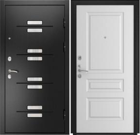 Дверь Luxor 13 L 2 белая эмаль
